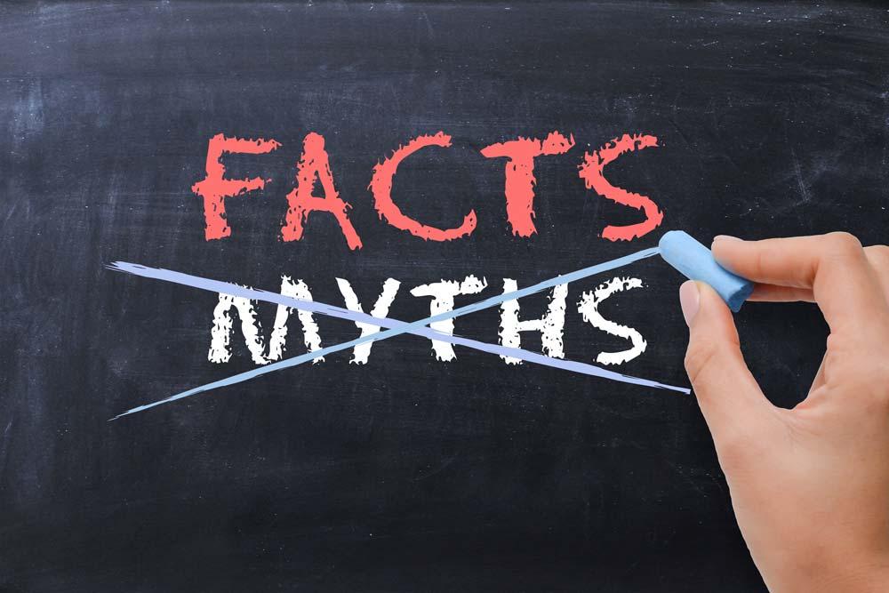 TOP 5 der seltsamsten Akne Mythen